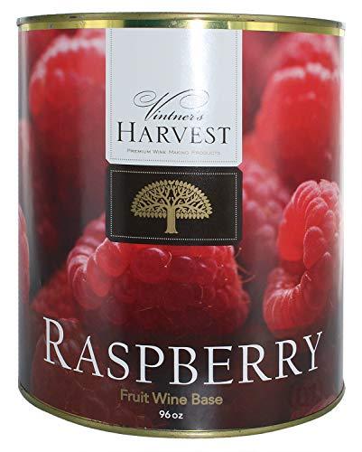 (Raspberry (Vintner's Harvest Fruit Bases) 96 oz)