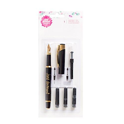 Jane Davenport Mixed Media 6 Piece Incredible Pen Black, None