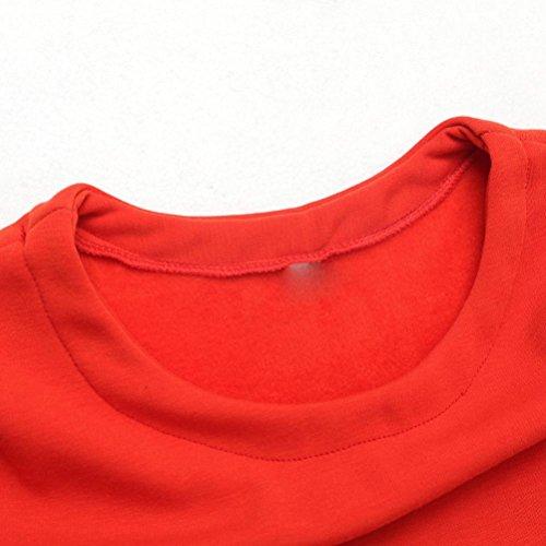 Fleurs Chic Solide Taille M femme Longue Col robe POachers Mini Hiver Dress trapeze Couleur Jaune Femme Manche Robe Rond Patchwork Dress 2XL wx5vZnAqHU