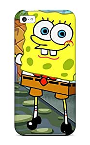 Nicol Rebecca Shortt's Shop Hot New Design Shatterproof Case For Iphone 5c (spongebob)