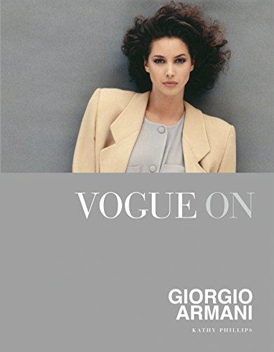 READ Vogue on Giorgio Armani (Vogue on Designers)<br />[E.P.U.B]
