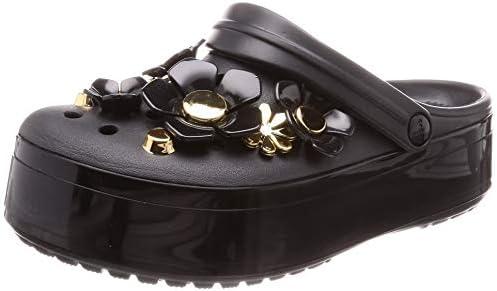 Crocs Crocband Platform Metallic Blooms