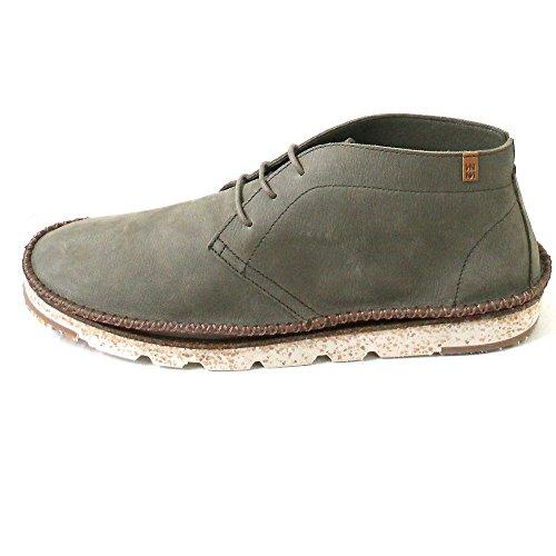 El Naturalista - Zapatos de cordones de Piel para hombre verde Verde (Kaki) Verde (Kaki)