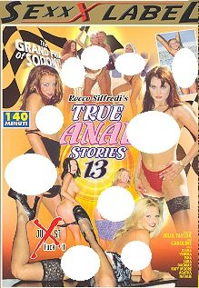 True anal stories 13 with you