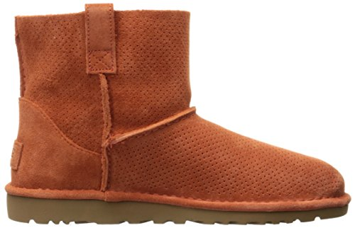 Spring Mini Perforated Unlined UGG Boot Opal Women's Classic Fire qUBtUXZ