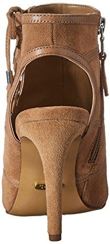 Mimi Sandal Lauren Wedge Women's Camel Ralph Lauren UnUg4aPfwx