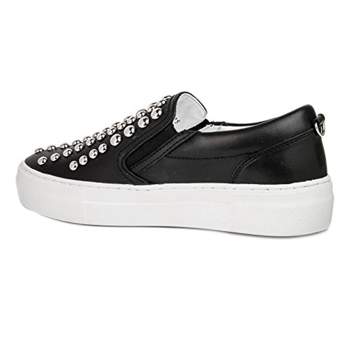 Cult Scarpe Slip On Donna Cle102932 Leather Black Pe17