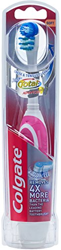 Colgate 360 Degree Whole Mouth Clean Battery Powered Toothbr