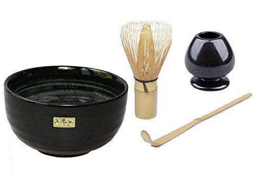 Quertee - Matcha Set - Original japanische Matcha Schale
