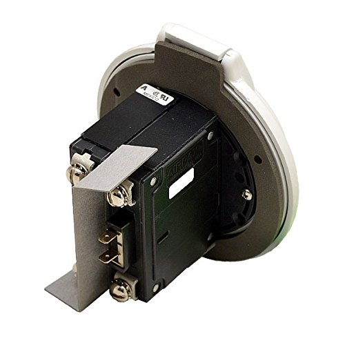 Marinco Boat Breaker Housing 304BKRIGN | 30A 125V 50/60Hz