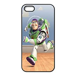 iPhone 5 5s Cell Phone Case Black Toy Story 1 Dyydy