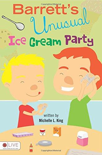 Download Barrett's Unusual Ice Cream Party pdf