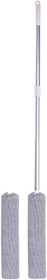 aniceday Plumeau T/élescopique pour Gap Dust Cleaner Longue Manche Cleaner Gap Outil De D/époussi/érage Statique pour Ventilateur De Plafond Meubles Clavier Voitures-A