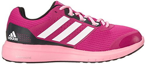 Adidas Duramo 7 Fibra sintética Zapato para Correr Pink/White/Pink