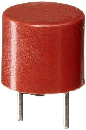 Opto 22 FUSE01G4 1 amp Fuse for G4 Digital Rack Logic Power and Brick Regulator