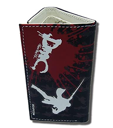 43aa634067ca DEVIL MAY CRY SILHOUETTE KEYHOLDEER WALLET: Amazon.ca: Cell Phones ...