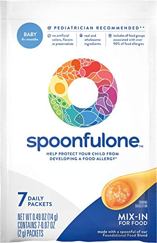 SpoonfulOne Allergen Introduction Mix-Ins