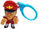 Street Fighter Character figure keychain backpack hanger M BISON 5""
