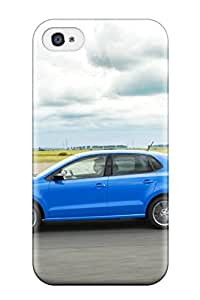 For Iphone 4/4s Premium Tpu Case Cover Volkswagen Polo 14 Protective Case 6185322K23997707