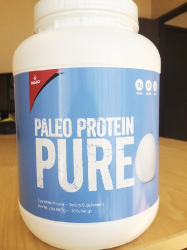 Protein Paleo pur (2 LBS) (Blancs d'oeufs)