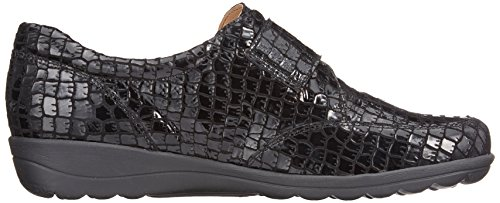Caprice Women's 24652 Loafers Black (Blk Croco Pat. 64) Sc5gONiG3g