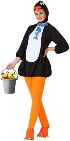 Atosa- Disfraz pingüino, M-L (15686): Amazon.es: Juguetes y juegos