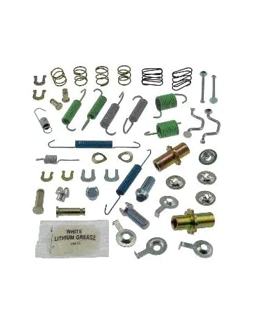 Drum Brake Hardware Kit Rear Carlson 17253