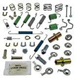Carlson Quality Brake Parts 17394 Drum Brake