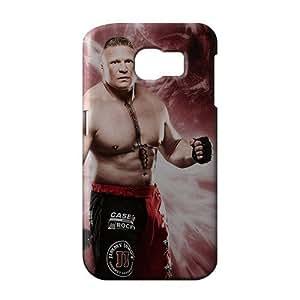WWE Brock Lesnar 3D Phone Case for Samsung Galaxy S6 Kimberly Kurzendoerfer