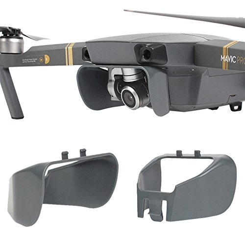 Cameras Sunshade - Arzroic Mavic Pro Lens Hood Sun Shade Gimbal Cover Camera Protector Guard for DJI Mavic Pro
