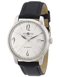 Graf Zeppelin Flatline Automatic Dress Watch 7350-4