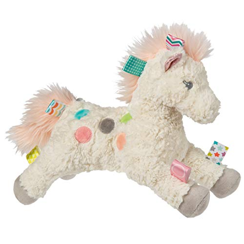 (Taggies Stuffed Animal Soft Toy, Painted Pony, 11-Inches)