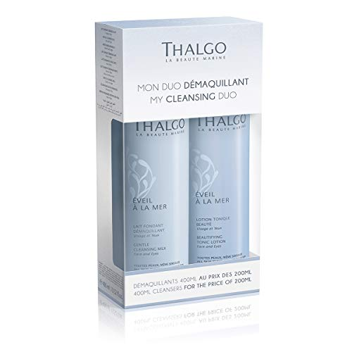 (Thalgo KING SIZE Cleansing DUO, double size for the same price)