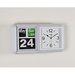 FARTECH Auto Calendar Flip Clock AD-410
