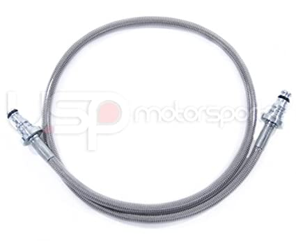 Amazon.com: USP Stainless Steel Clutch Line - Fits Audi B8 A4/S4 & A5/S5: Automotive