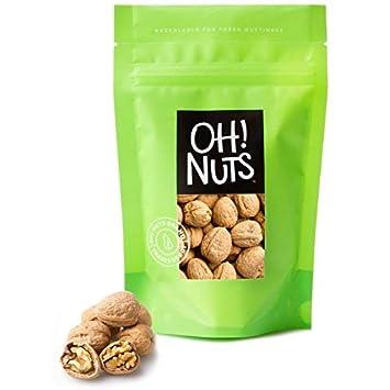 PRIME DEAL!!! Walnut in Shell Large Fresh, Jumbo Californian Raw Walnuts in  Shells - 2 LB Bag -