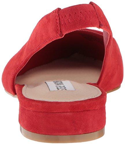 Suede Madden Ballet Envi Steve Red Flat Women's FS7wn0qY