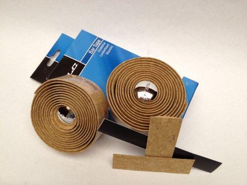 Bar Wrap Cork - XLC Cork Handlebar Tape Natural Color