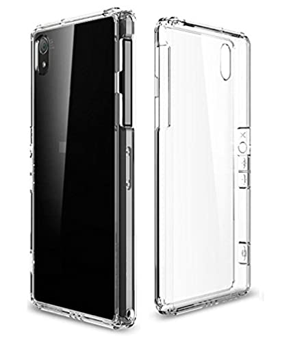 more photos 8bdbf 3b427 OFM Back Cover For Lava Iris X8 - Transparent: Amazon.in: Electronics