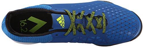 Adidas Prestanda Mens Ace 16,2 Ct Fotboll Sko Utrustning Blå / Svart / Semi Sol Slem