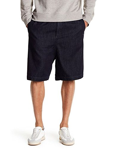(Diesel Men's Blue Sai-ND Short Size M)