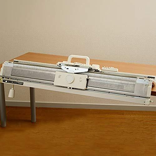 SRP60N Singer/Silver Reed Standard Gauge Ribber for SK280 Standard Gauge Knitting Machine by SUNNY CHOI (Image #3)