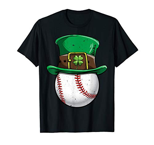 Baseball St Patricks Day