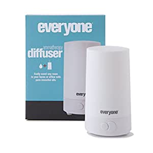 Everyone Aroma Therapy Ultrasonic Essential Oil Diffuser