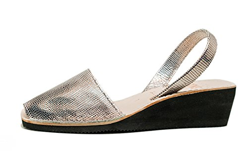 Pons 2021a - Avarca Wedge Metallic Cava