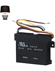 AmerTac Westek 6503HBLC 150W Universal Wire-in Touch Dimmer Replacement Kit