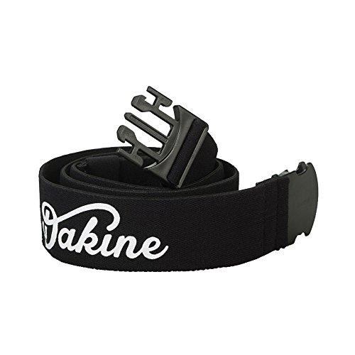 DAKINE Mens Reach Belt (One Size - Black Grip) - Dakine Mens Belt