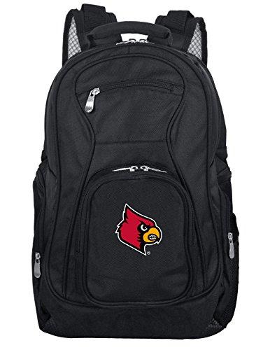 NCAA Louisville Cardinals Voyager Laptop Backpack, (Louisville Cardinals Pen)