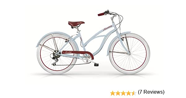 MBM Cruiser - Bicicleta para Mujer de 26