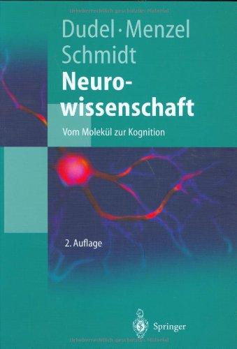 Neurowissenschaft: Vom Molekül zur Kognition (Springer-Lehrbuch)